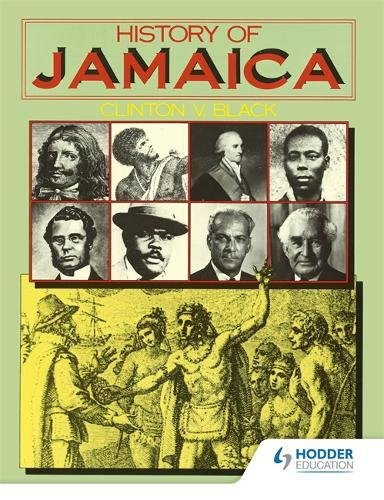 HISTORY OF JAMAICA,: BLACK,Clinton V.