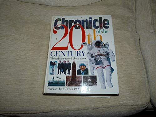 9780582039193: Chronicle of the 20th Century