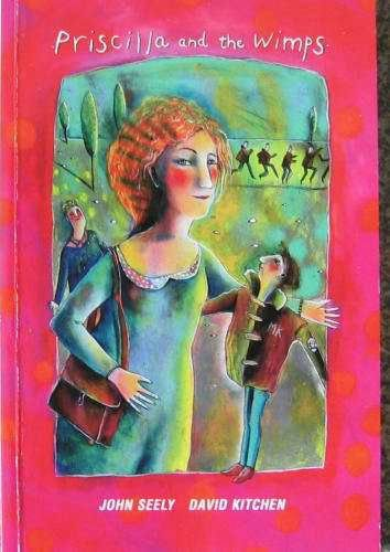 9780582039292: Reading Circles: Priscilla and the Wimps - Stories and Poems