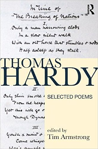 9780582040618: Thomas Hardy Selected Poems (Longman Annotated Texts)
