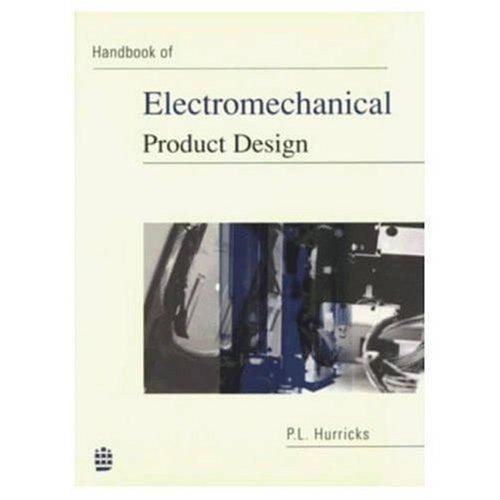 9780582040830: Handbook of Electromechanical Product Design