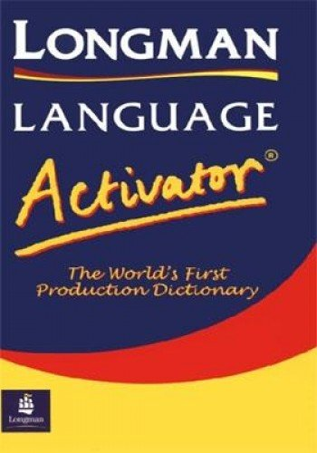 9780582040939: Language Activator: World's First Production Dictionary