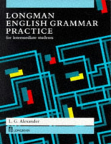 9780582045880: Longman English Grammar Practice