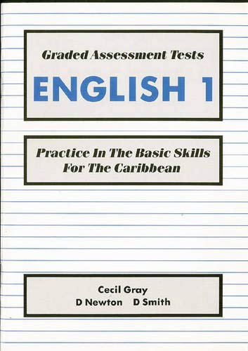 9780582050235: Graded Assessment Tests English 1 (Bk. 1)