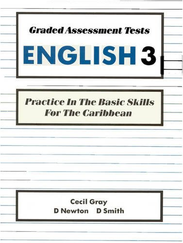 9780582050259: Graded Assessment Tests English 3 (Bk. 3)