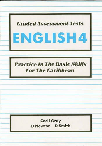 9780582050266: Graded Assessment Tests English 4 (Bk. 4)