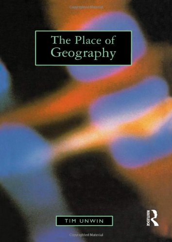 9780582051072: The Place of Geography