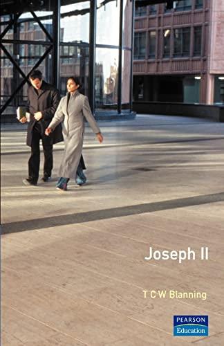 9780582052727: Joseph II (Profiles In Power)
