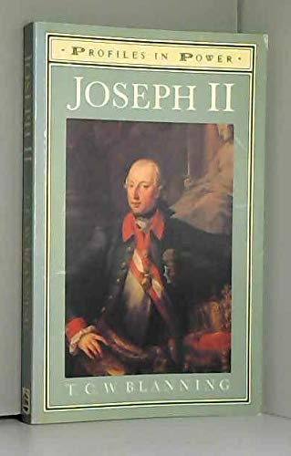 9780582052734: Joseph II (Profiles in Power)
