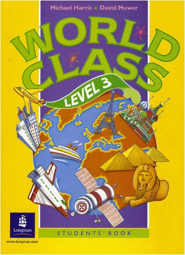 9780582053205: World Class, Level 3, Students' Book