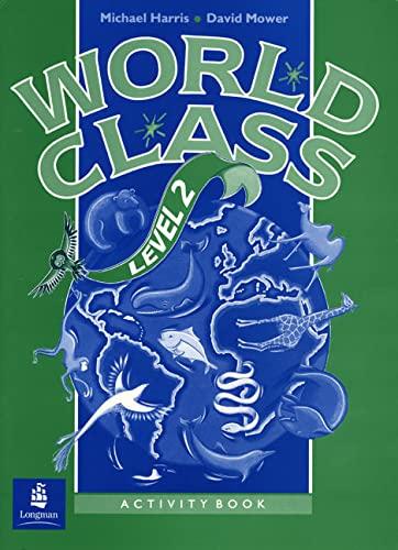 9780582053250: World Class - Elementary Activity Book Level 1 (WORC)