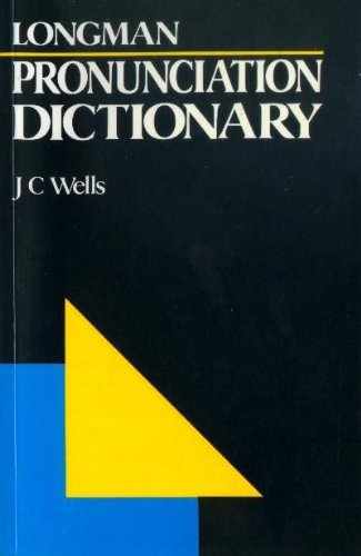 9780582053830: Longman Pronunciation Dictionary