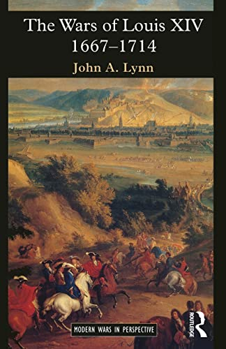 9780582056299: The Wars of Louis XIV, 1667-1714