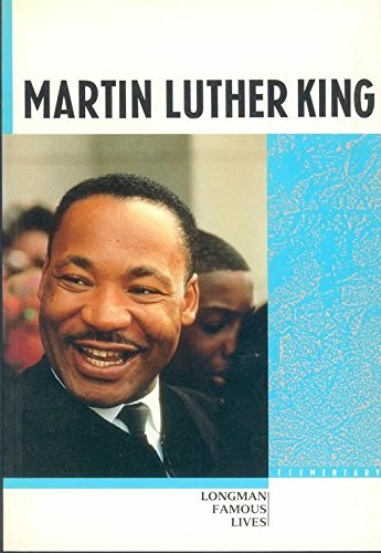 9780582057203: Martin Luther King (Famous Lives)