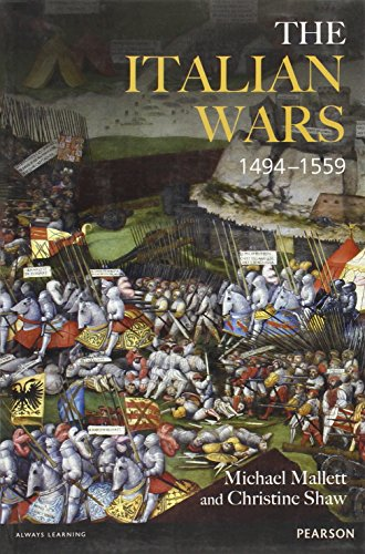 9780582057586: The Italian Wars 1494-1559: War, State and Society in Early Modern Europe (Modern Wars In Perspective)