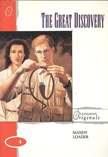 9780582057630: The Great Discovery (Longman Originals)