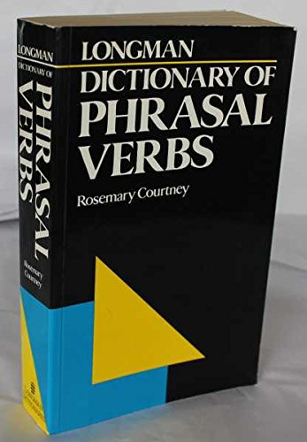 9780582058644: Longman Dictionary of Phrasal Verbs