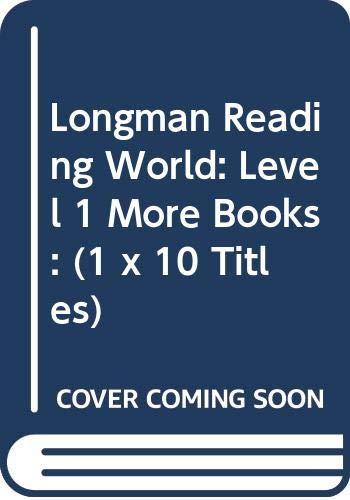 9780582059009: Longman Reading World: Level 1 More Books: (1 x 10 Titles)