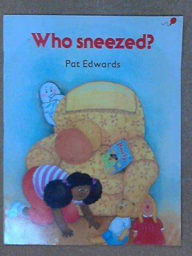 9780582059030: More Books: Who Sneezed? Level 1. (LONGMAN READING WORLD)