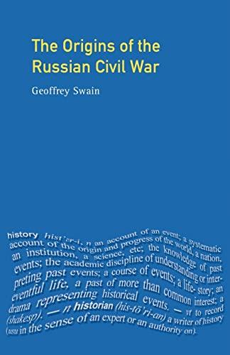 9780582059689: The Origins of the Russian Civil War (Origins Of Modern Wars)