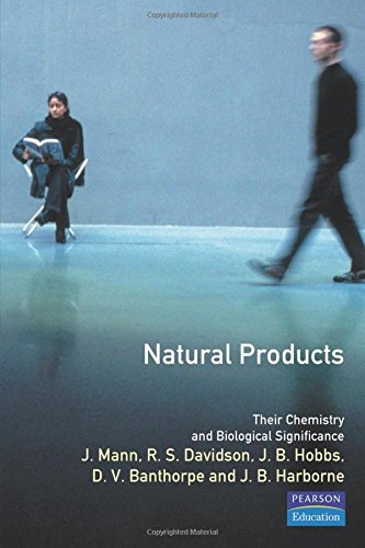 9780582060098: Natural Products: Their Chemistry and Biological Significance