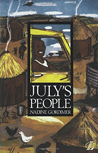 9780582060111: July's People (New Longman Literature)