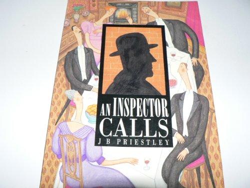 9780582060128: AN INSPECTOR CALLS. LL