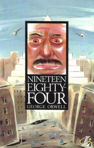 9780582060180: Nineteen Eighty-four (Longman literature)
