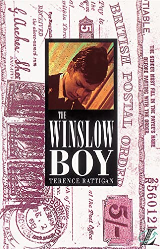 9780582060197: The Winslow Boy (NEW LONGMAN LITERATURE 14-18)