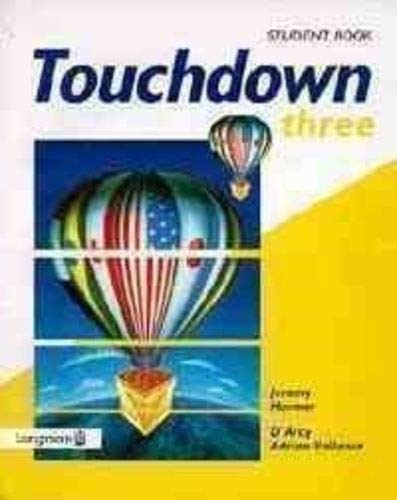 9780582060333: Touchdown Student Book 3 (Bk.3)