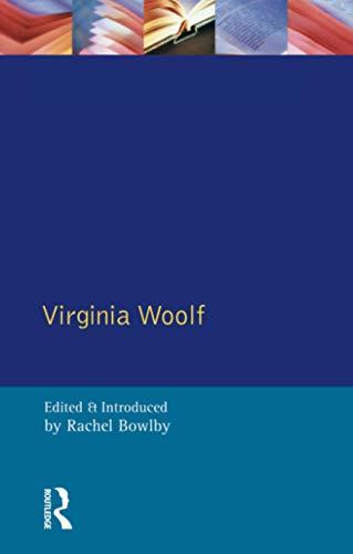 9780582061514: Virginia Woolf (Longman Critical Readers)