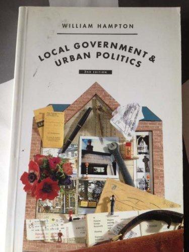 9780582062047: Local Government and Urban Politics