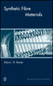 9780582062672: Synthetic Fibre Materials (Polymer Science and Technology Series)