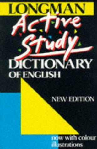 Active Study Dictionary: Longman Publishing Staff