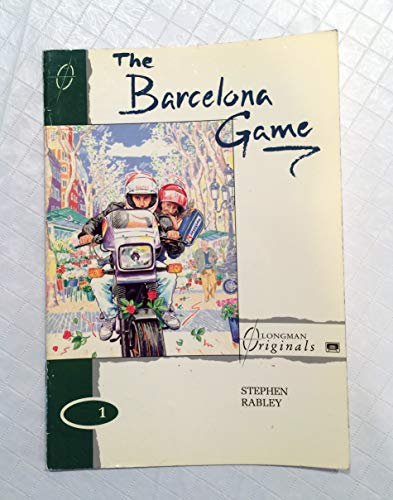 9780582064164: The Barcelona Game (Longman Originals) (English and Spanish Edition)