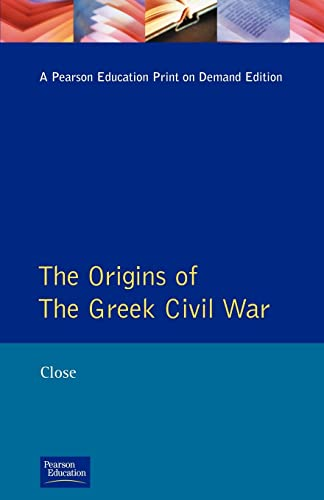 9780582064713: The Greek Civil War