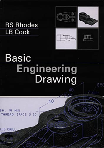 Basic Engineering Drawing: Rhodes, R.S.