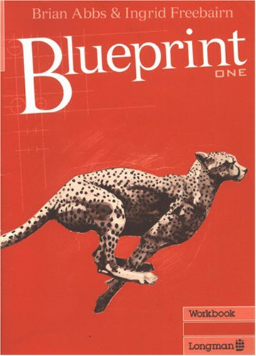 9780582066618: Blueprint One: Workbook (Blueprint Series)