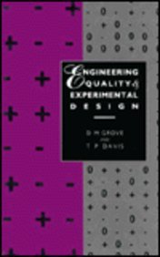 9780582066878: Engineering, Quality and Experimental Design