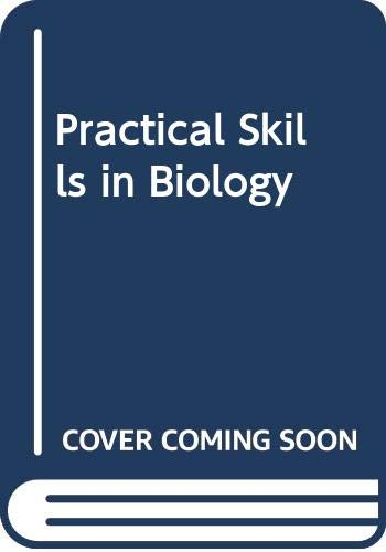 9780582066991: Practical Skills in Biology