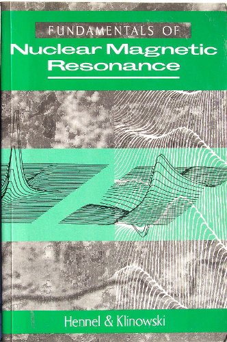 9780582067035: Fundamentals of Nuclear Magnetic Resonance