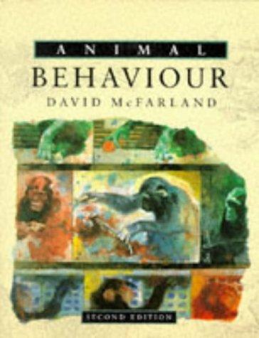 9780582067219: Animal Behaviour: Psychobiology, Ethology and Evolution