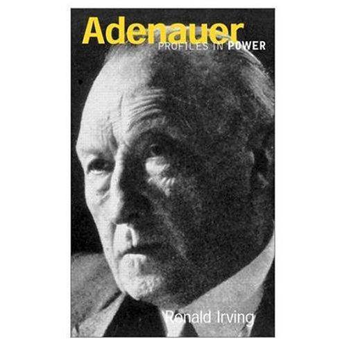 9780582068247: Adenauer