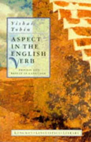 9780582068315: Aspect in the English Verb: Process and Result in Language (Longman Linguistics Library)