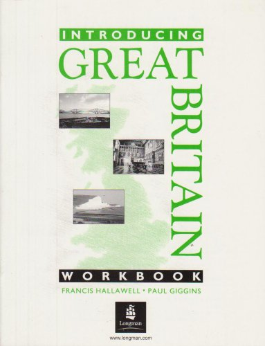 9780582070110: LBB:Introducing Great Britain Workbook (Longman Background Books)