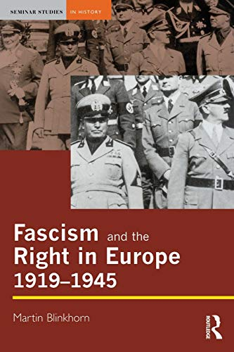 9780582070219: Fascism and the Right in Europe 1919-1945