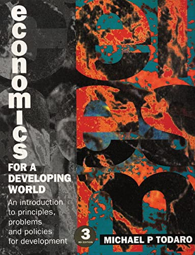 9780582071360: Economics for a Developing World