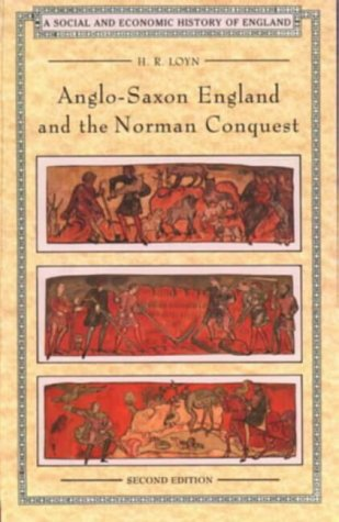 9780582072978: Anglo Saxon England and the Norman Conquest (Social and Economic History of England)