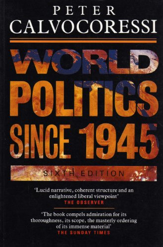 9780582073791: World Politics Since Nineteen Forty-Five