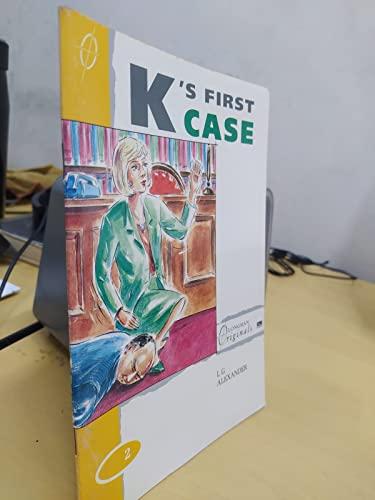 K's First Case (Longman Originals): Alexander, L. G.